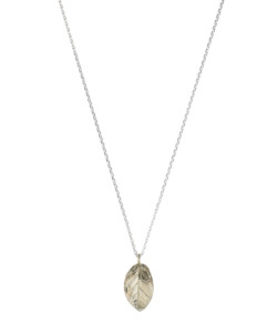 Produkt Necklace, short, yellow leaf