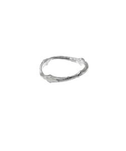 Produkt Prsten stříbrná větvička kávovníku