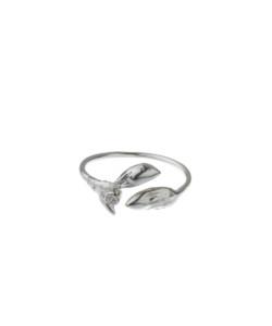 Produkt Prsten stříbrné pupeny s průhledným zirkonem
