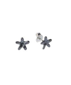 Produkt Náušnice patinované květy