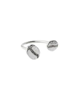 Produkt Prsten dvě stříbrná zrna