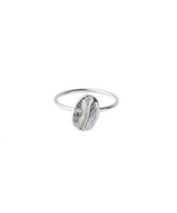 Produkt Prsten velké stříbrné zrno