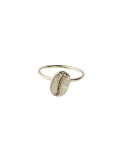 Produkt Prsten velké zrno žluté