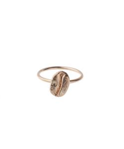 Produkt Prsten velké zrno růžové