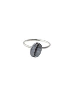 Produkt Prsten velké zrno patinované