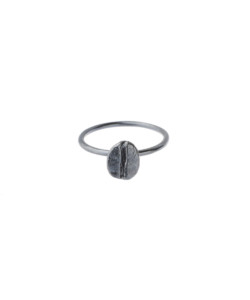 Produkt Prsten malé zrno patinované