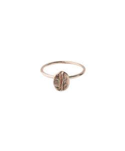 Produkt Prsten malé zrno růžové