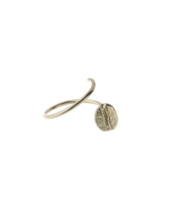 Produkt Sprout small bean ring, yellow