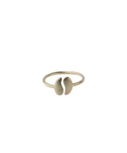 Produkt Prsten malé zlaté půlené zrno