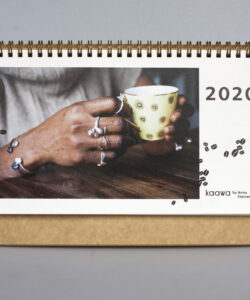 Produkt Charitativní kalendář Kaawa